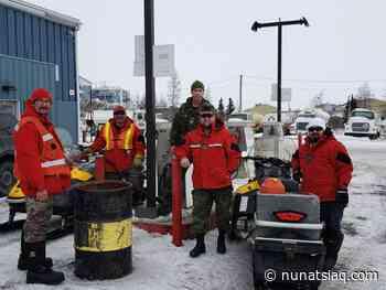 Canadian Rangers ready for patrol in Kuujjuaq - Nunatsiaq News