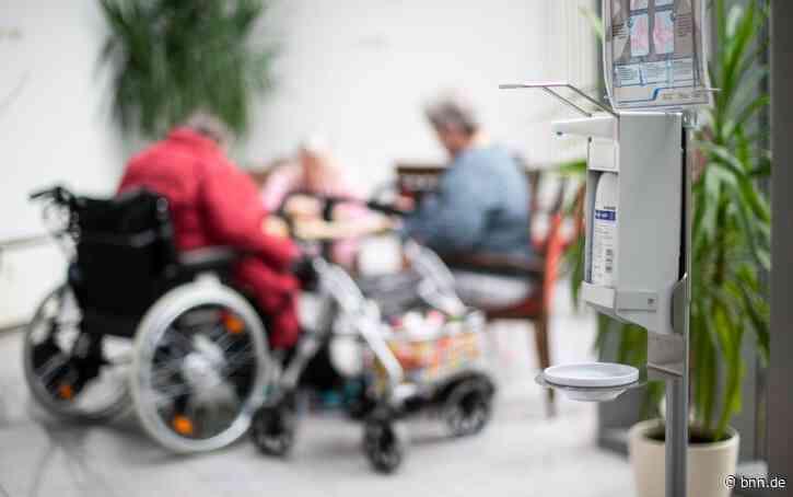 Coronavirus: Immer mehr Infizierte im Pflegeheim Walzbachtal-Wössingen - BNN - Badische Neueste Nachrichten