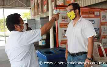 Intensifican acciones de higiene en Emiliano Zapata - El Heraldo de Tabasco