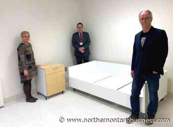 New Liskeard furniture maker produces overflow beds for local hospital - Northern Ontario Business