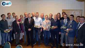Gemeinde Nortrup zeichnet beim Ehrenamtstag verdiente Bürger aus - noz.de - Neue Osnabrücker Zeitung