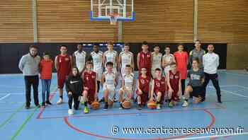 Rencontre des sections sportives basket Baraqueville-Cantelauze de Fonsorbes - Centre Presse Aveyron