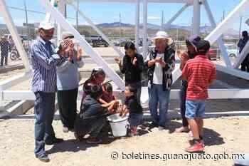 Coordinan estrategias y acciones hidráulicas para comunidades del municipio de Yuriria - Noticias Gobierno del Estado de Guanajuato