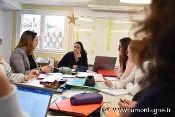 MFR de Saint-Flour assure la continuité pédagogique et prépare l'avenir - Saint-Flour (15100) - La Montagne