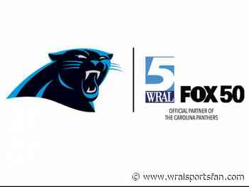 Panthers preseason games, coach's show, more coming to WRAL and FOX 50