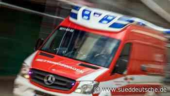 Motorradfahrer bei Kollision mit Auto schwer verletzt - Süddeutsche Zeitung