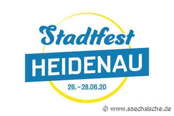 Heidenau organisiert Stadtfest weiter - Sächsische Zeitung
