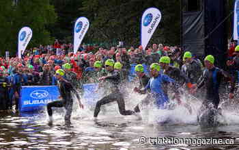 Ironman confirms 2021 date for Ironman 70.3 Mont-Tremblant - Triathlon Magazine Canada