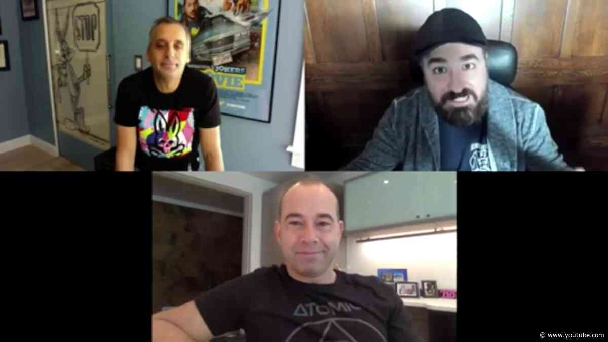 The Impractical Jokers Share a Message to Staten Islanders