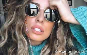 """Sara Affi Fella, scatto incantevole su Instagram: """"Qualche chilo in più di felicità"""" - SoloGossip.it"""