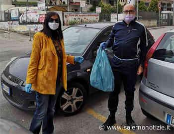 Galahad Salerno dona mascherine alla Caritas di Matierno-Pastorano-Cappelle - Salernonotizie.it