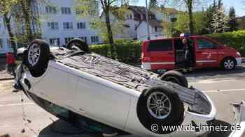 Schwerer Unfall in Vellmar (Kreis Kassel): Mann wird schwer verletzt   Hessen - DA-imNetz.de