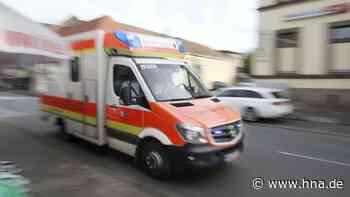 Vellmar: Auto überschlägt - eine Person schwer verletzt   Vellmar - HNA.de