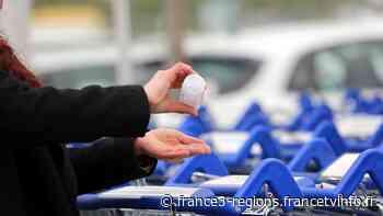 Coronavirus : en Isère, l'Agglo de Vienne Condrieu va distribuer gratuitement du gel hydroalcoolique aux entr - France 3 Régions