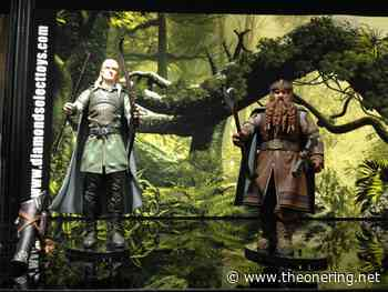 Collecting The Precious – Diamond Select Toys Legolas and Gimli Set on sale - TheOneRing.net