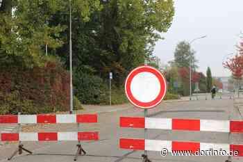 """Sperrung der Bahnübergänge """"Kanalstraße"""" und """"Wehrstapel"""" in Bestwig-Velmede - Dorfinfo.de – Sauerlandnachrichten"""