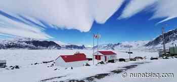 Land, sea and sky converge in Pangnirtung - Nunatsiaq News