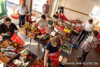Lebensmittelspenden für Bedürftige: Tafelersatz in Hachenburg - WW-Kurier - Internetzeitung für den Westerwaldkreis