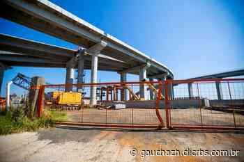 Trabalhadores da nova ponte do Guaíba recebem aviso de que serão demitidos - Zero Hora