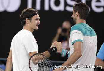 Marin Cilic: Roger Federer isn't done yet - Tennis World USA