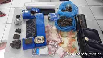 CRIME Polícia prende mulher suspeita de tráfico de drogas em Bacabal - O Imparcial