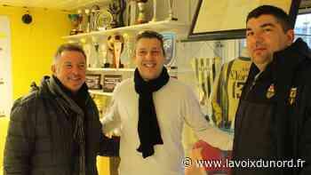 Aniche : Emmanuel Gillot n'entraînera plus le Sporting - La Voix du Nord
