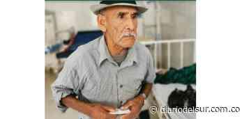 Adulto mayor ya se encuentra en Sandoná - Diario del Sur
