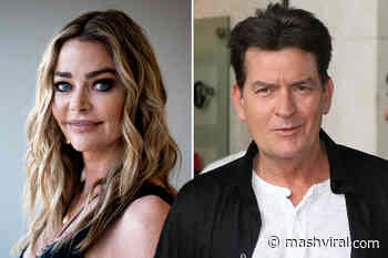 Denise Richards fears small children with Charlie Sheen will have daddy 'issues' - Mash Viral