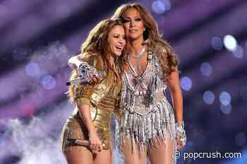Jennifer Lopez + Shakira Halftime Show Reactions
