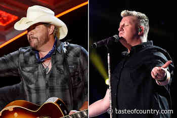 Mobster Who Swindled Toby Keith, Rascal Flatts Indicted for Fraud