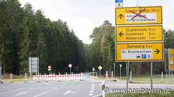 Gunzenhausen: Die Seenland-Staatsstraße ist wieder frei - Nordbayern.de