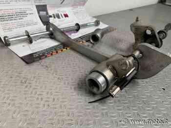 Vendo Antifurto meccanico Capobranco per HONDA SH125/150 capobranco a Bareggio (codice 8036540) - Moto.it