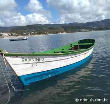 Bombeiros buscam por homem desaparecido após naufrágio em Garopaba - ND - Notícias
