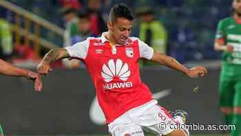 Diego Guastavino y Guichón demandan a Santa Fe ante la FIFA - AS Colombia