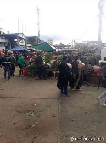 Incumplen aislamiento en Túquerres | HSB Noticias - HSB Noticias