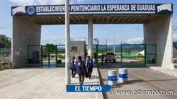 La de Guaduas se convierte en la cuarta cárcel con coronavirus - El Tiempo