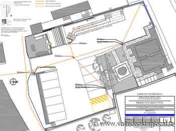 Gressan: Approvato progetto per la nuova paizza in prossimità del vecchio municipio - Valledaostaglocal.it