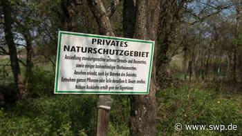 Naturschutzgebiete: Am Wegrand zwischen Westheim und Gaildorf versteckt - SWP