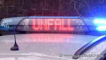 Motorradfahrer bei Unfall im Kreis Eichsfeld schwer verletzt - Süddeutsche Zeitung