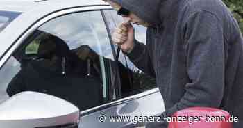 Ermittlungserfolg für die Beamten: Polizei Remagen klärt Serie von Autoaufbrüchen auf - General-Anzeiger