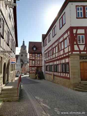 Mehr als Schloss: Echt lässig, dieses Neuenstein - Heilbronner Stimme