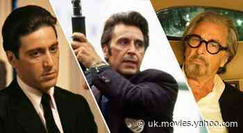 Al Pacino at 80: His greatest acting roles - Yahoo Movies UK