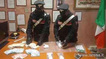 Traditi dal fare sospetto, in auto 2 etti di cocaina - L'Arena