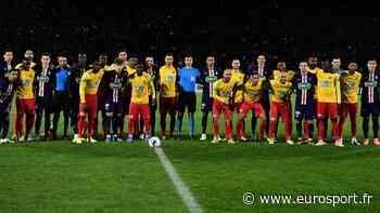 VIDEO - Coupe de France - Deux jours avec Linas-Montlhéry avant leur match face au PSG - Eurosport.fr