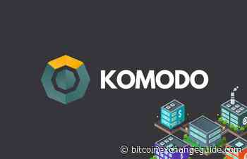 KOMODO Price Prediction Today: Daily (KMD) Value Forecast – June 19 - Bitcoin Exchange Guide