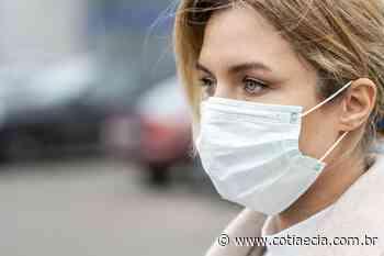 Uso de máscara se torna obrigatório em comércios de Vargem Grande Paulista - Cotia e Cia