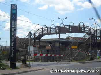 Manutenção programada afeta circulação de trens em Rio Grande da Serra - Adamo Bazani