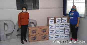 ONGs de Rio Grande da Serra recebem doações de sabonetes - O Grande ABC