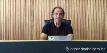 Vereador Bibinho é eleito presidente da Câmara de Rio Grande da Serra - O Grande ABC