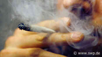 Polizei in Salach: Unter Drogen auf der alten B10 - SWP